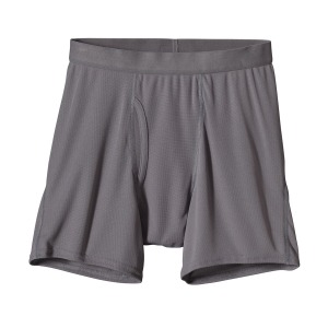 Mens-Lightweight-Boxer-Brief-Grey